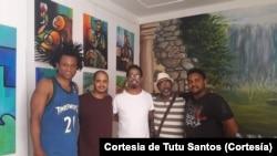 """Artistas cabo-verdianos e guineenses, """"Doz Korpu Um Korson"""""""
