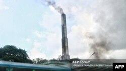 ကိုဗစ္တတိယလွုိင္းကာလ ရန္ကုန္ျမိဳ ့ေရ၀ေးသုသာန္ျမင္ကြင္း (ဓာတ္ပံု - AFP)