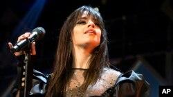 La cantante cubana, Camila Cabello, es una de las que por primera vez está nominada a los Grammy.