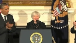 US Senate OKs Yellen as Fed Chief