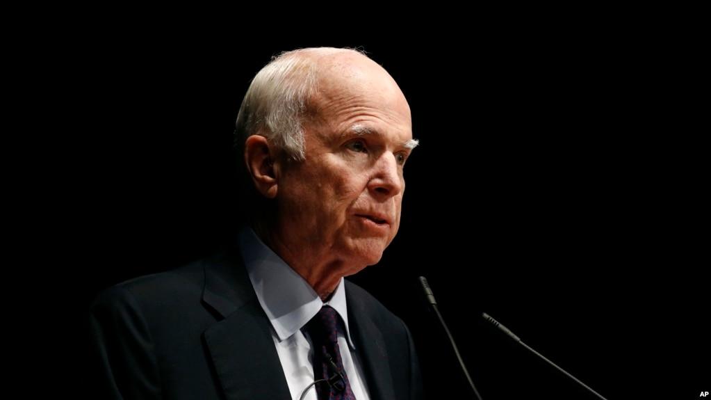 УМаккейна появилась идея, как отомстить РФ за«вмешательство ввыборы»