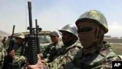西方國家的軍隊離開阿富汗﹐令阿富汗人擔心國家恢復舊狀