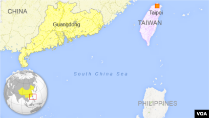 Taiwan China Map.Taiwan China Begin New Trade Talks