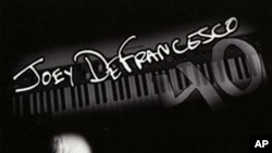 "Joey DeFrancesco's ""40"" CD"