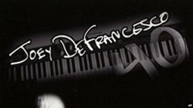 """Joey DeFrancesco's """"40"""" CD"""
