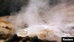 Ảnh minh họa: một đập nước ở Nội Mông Trung Quốc.