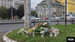 Sarajevo: Mjesto stradanja dvije studentice