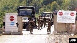 Trupat e NATO-s në veri të Kosovës
