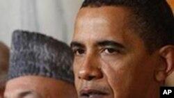اوباما: له افغانستان سره د تشنج په باب مبالغه شوې وه