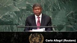 Presidente de Angola promete ambiente de prestação de contas e de atracção de investimentos