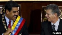 El presidente Nicolás Maduro propuso la creación de una comisión de paz que reivindique a las víctimas de abril de 2014.