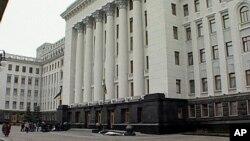 Здание парламента Украины