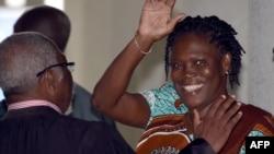 科特迪瓦前第一夫人西蒙·巴博
