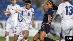ABD Bayanlar Futbol Takımı Dünya Kupası'nda İddialı