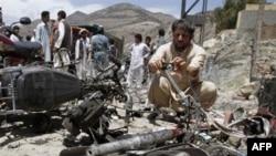 Afganistan'da İntihar Saldırısı:3 Ölü Var