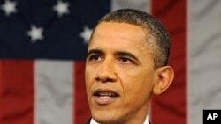 24일 오바마 대통령의 국정연설