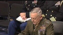 2012-03-07 美國之音視頻新聞: 美國將軍稱伊朗是中東最大威脅