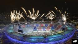 Xafladii Furitaanka Olmpics