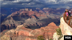 Национальный парк Grand Canyon, Аризона