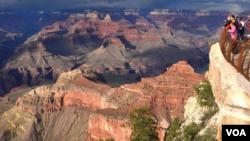 美国国家公园独特景观: 亚利桑那州大峡谷国家公园