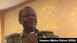 Manjo Janaral Ibrahim Manu Yusuf