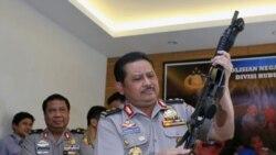 سخنگوی پلیس اندونزی - ۱۴ ژوئن ۲۰۱۱