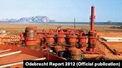 Odebrecht Biocom Malanje(Foto de Arquivo)
