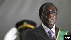 Президент Роберт Мугабе