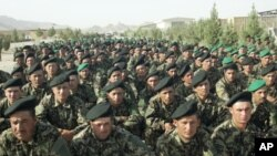 ناټو: د افغان ځواکونو د روزنې ماموریت سم روان دی