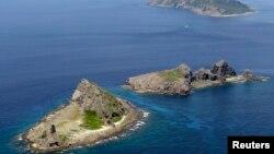 Yaponiyia va Xitoy o'rtasida talash orollar