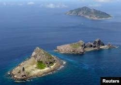 钓鱼岛(日本称之为尖阁诸岛)