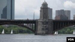 Cada 16 de diciembre Boston conmemora la histórica fiesta del Tea Party.