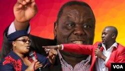 Khupe vs Chamisa