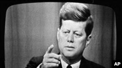 Predsednik SAD Džon Kenedi