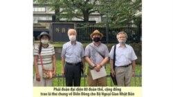 Điểm tin ngày 26/8/2020 - Thư ngỏ hối thúc Nhật, Ấn, Anh phản đối 'đường 9 đoạn' của Trung Quốc