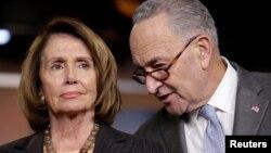 Los líderes demócratas del Congreso estadounidense proponen dialogar con los líderes republicanos en el Congreso sin perder tiempo discutiendo asuntos que los enfrentan.