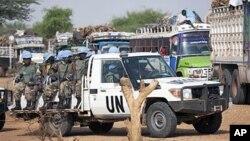 Lực lượng gìn giữ hòa bình được thành lập để bảo vệ thường dân tại Darfur