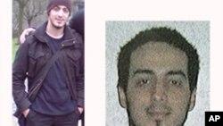 Foto yang dirilis polisi Belgia: Najim Laachraoui, yang juga dikenal dengan nama lain Soufiane Kayal dan hingga kini masih buron (foto; dok).