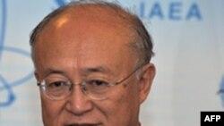 Giám đốc Cơ quan Nguyên tử năng Quốc tế Yukiya Amano