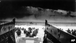 Normandiya Çıkarması, 6 Haziran 1944 Gününden Fotoğraflar