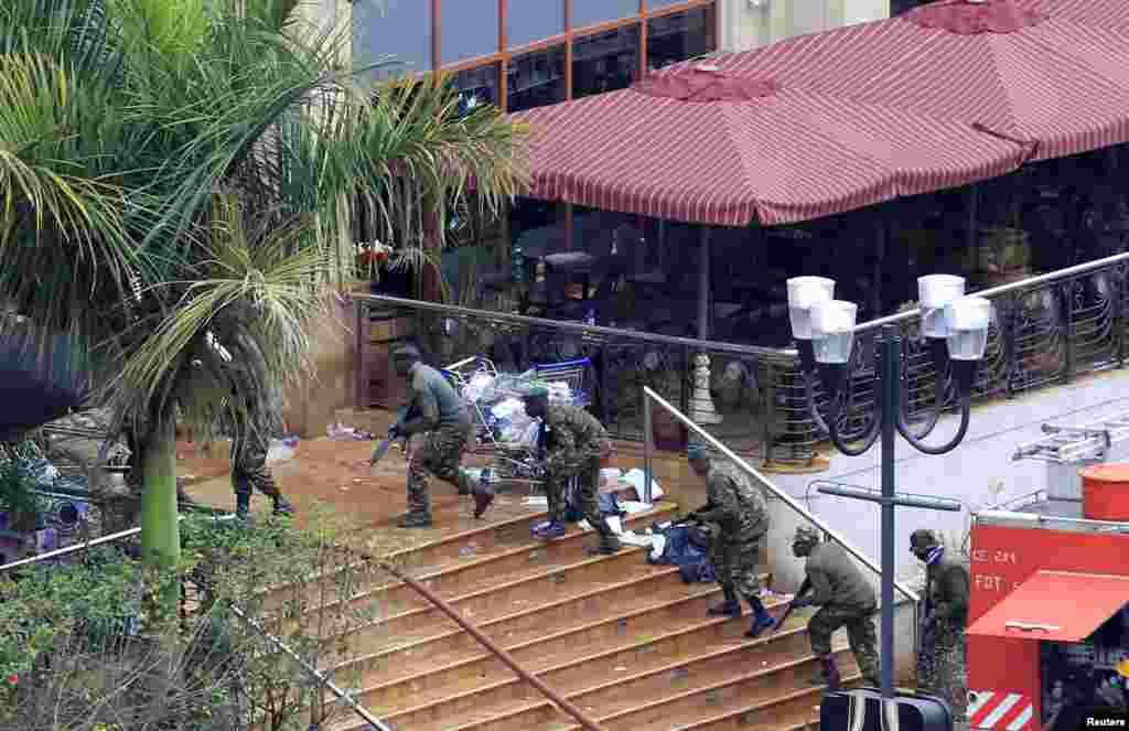 Իսլամիստ զինյալների հարձակումը Քենիայի մայրաքաղաքում և դրա հետևանքները