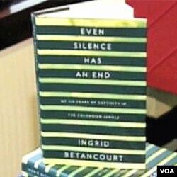 """Ingrid Betancourt: """"Čak i tišina ima kraj"""""""