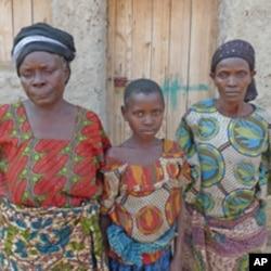 Women in Mutambara Peace Village, Burundi