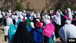 Student in Kunduz