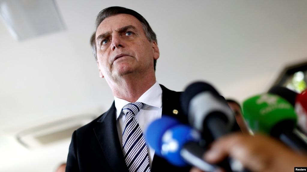 Bolsonaro: Brazil Pension Reform Legislation Unlikely in 2018