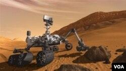 Rover NASA yang dikirim untuk melakukan penyelidikan jenis tanah dan batuan di Mars kemungkinan akan terhambat dengan pemotongan anggaran NASA.