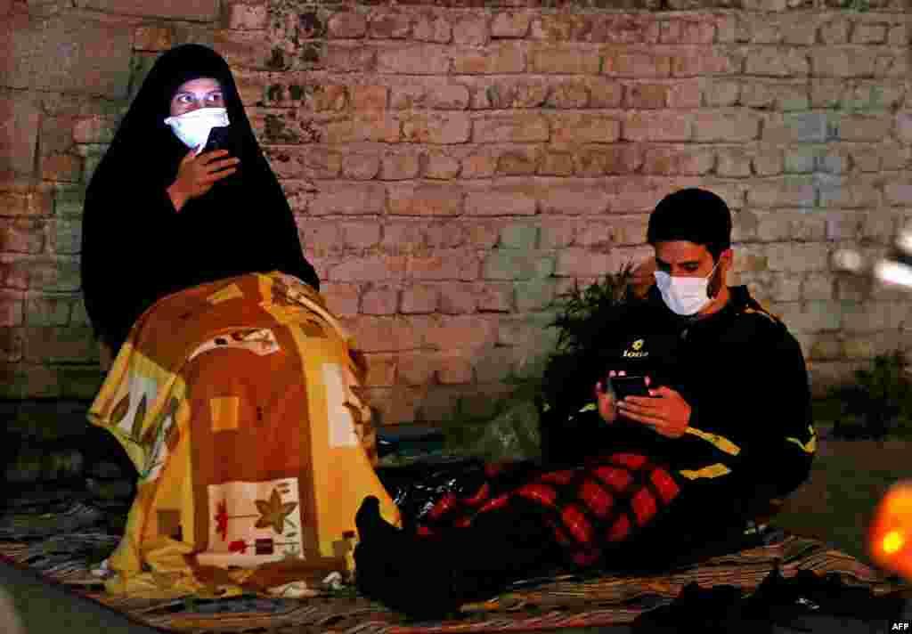İran - Ramazan ayının Əl-Qədr gecəsi