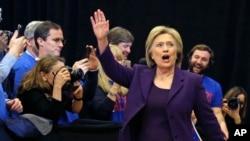 Hilary Clinton, Nashua, 2 février 2016