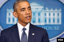FILE - Midterm election results are seen as a repudiation of President Barack Obama's policies.
