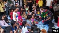 Sebanyak 50 juta anak-anak di Indonesia tidak memiliki akte kelahiran karena kesulitan dalam pemrosesan dan biayanya. (Foto: Dok)